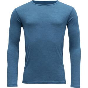 Devold Breeze T-shirt Homme, bleu bleu