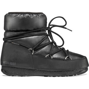 Moon Boot Low Nylon WP 2 Winterstiefel Damen black black