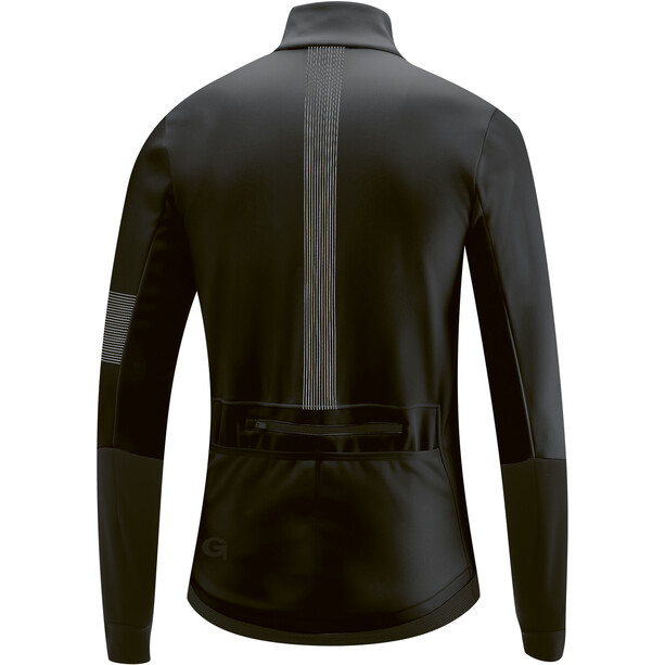 Gonso Valaff Softshell Jacke Herren black/black