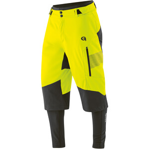 Gonso Sirac 3in1 Softshell Hose Pad Herren safety yellow safety yellow