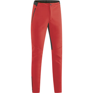 Gonso Odeon Softshell Pants Men, high risk red high risk red