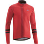 Gonso Mandray Full-Zip LS Jersey Men high risk red/black