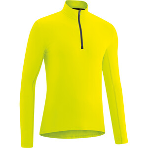 Gonso Christian LS Jersey Men safety yellow safety yellow