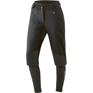 Gonso Turia 3in1 Softshell Pants Women black black