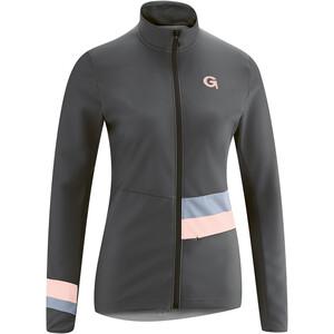 Gonso Lucelle Full-Zip Langarm Trikot Damen black black
