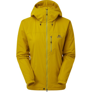 Mountain Equipment Kinesis Veste Femme, jaune jaune