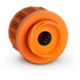 Grayl Geopress Water Purifier visibility orange