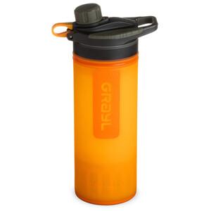 Grayl Geopress Water Purifier visibility orange visibility orange