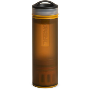 Grayl Ultralight Compact Water Purifier coyote amber coyote amber