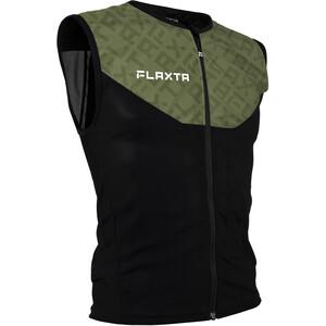 Flaxta Behold Rugbeschermer Vest Heren, groen/zwart groen/zwart