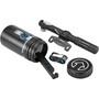 PRO Combi-Pack Værktøjsflaske inkl.Pumpe / dækhåndtag / mini-værktøj