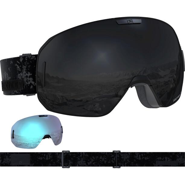 Salomon S/Max Goggles black/solar black