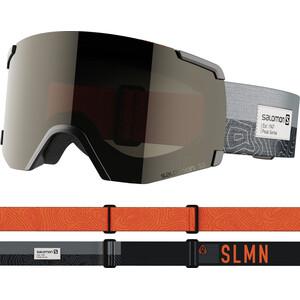 Salomon S/View Goggles black/black black/black