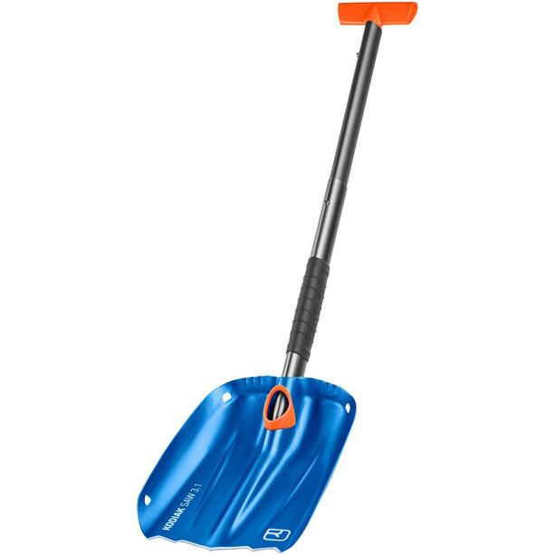 Ortovox Kodiak Saw Shovel safety blue