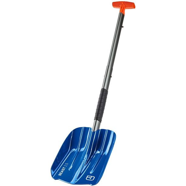 Ortovox Beast Shovel safety blue