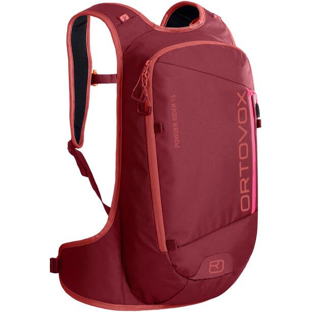 Ortovox Powder Rider 16 Backpack pink