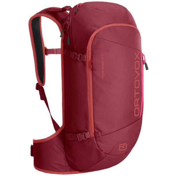 Ortovox Tour Rider 28 S Backpack dark blood