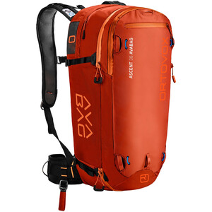 Ortovox Ascent 30 Avabag incl. Kit desert orange desert orange