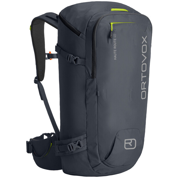 Ortovox Haute Route 40 Ski Backpack black steel