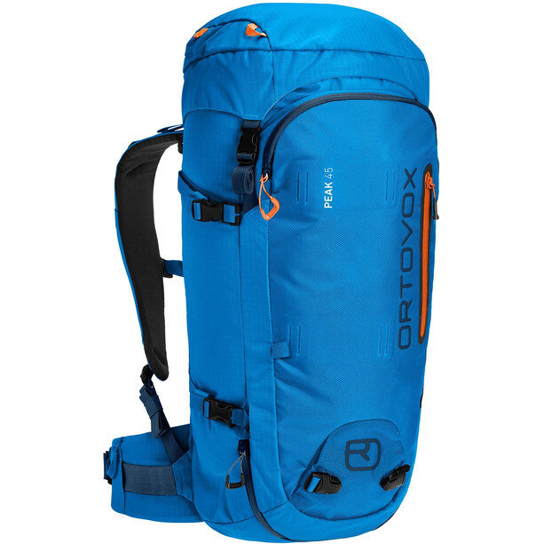 Ortovox Peak 45 High Alpine Backpack safety blue