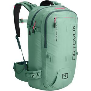 Ortovox Haute Route 30 S Ski Backpack green ice green ice