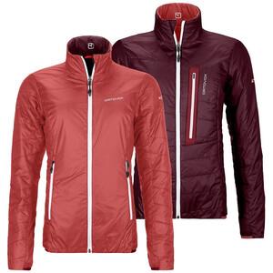 Ortovox Piz Bial Jacket Women blush blush