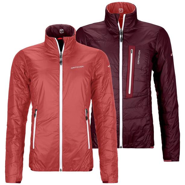 Ortovox Piz Bial Jacket Women blush