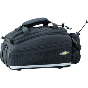 Topeak Trunk Bag EX Strap Type Luggage Carrier Bag ブラック
