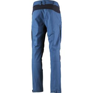 Lundhags Lockne Pants Men azure/deep blue azure/deep blue