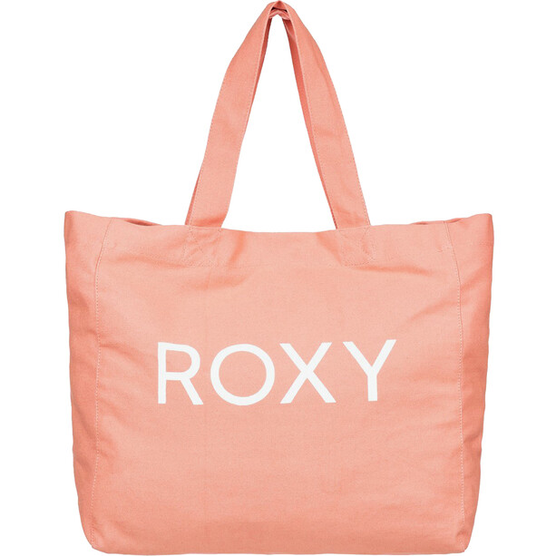 Roxy Anti Bad Vibes Printed Strandtasche Damen terra cotta