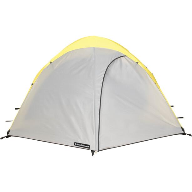 Black Diamond Bombshelter Tent yellow