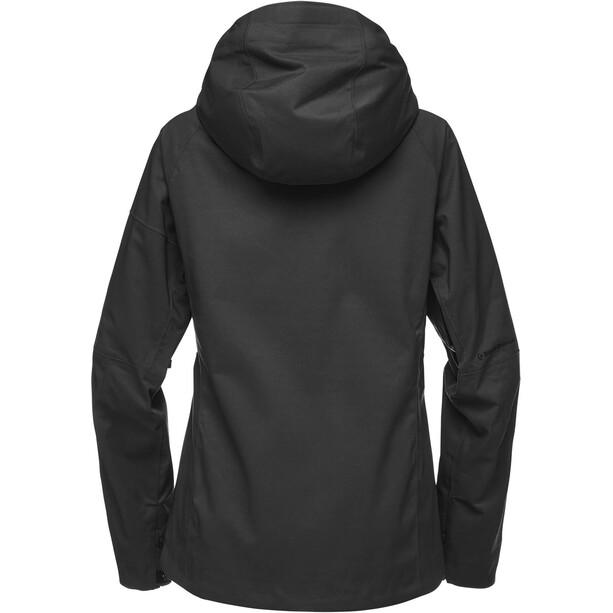 Black Diamond Boundary Line Insulated Jacket Women svart
