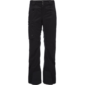 Black Diamond Boundary Line Insulated Pants Women black black