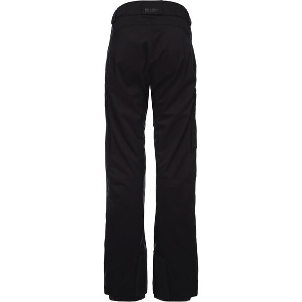Black Diamond Boundary Line Insulated Pants Women black