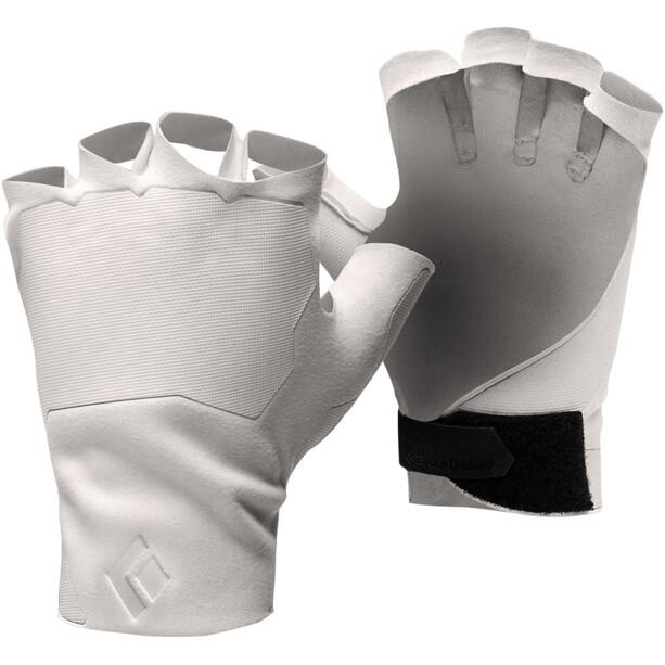 Black Diamond Crack Gloves white