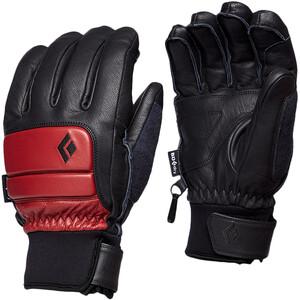 Black Diamond Spark Gloves svart/röd svart/röd