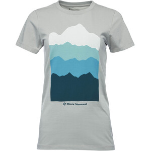 Black Diamond Vista SS Tee Women atmosphere atmosphere