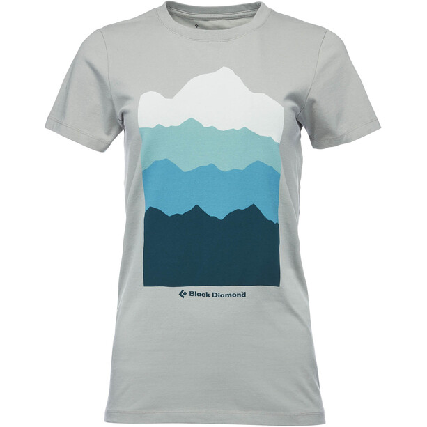 Black Diamond Vista SS Tee Women atmosphere