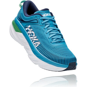 Hoka One One Bondi 7 Running Shoes Men blue moon/moonlit ocean blue moon/moonlit ocean