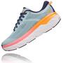 Hoka One One Bondi 7 Running Shoes Women blue haze/black iris