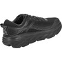Hoka One One Bondi 7 Wide Running Shoes Men black/black