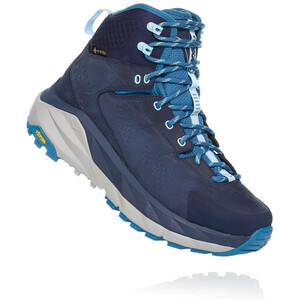 Hoka One One Kaha GTX Running Shoes Women black iris/blue sapphire black iris/blue sapphire