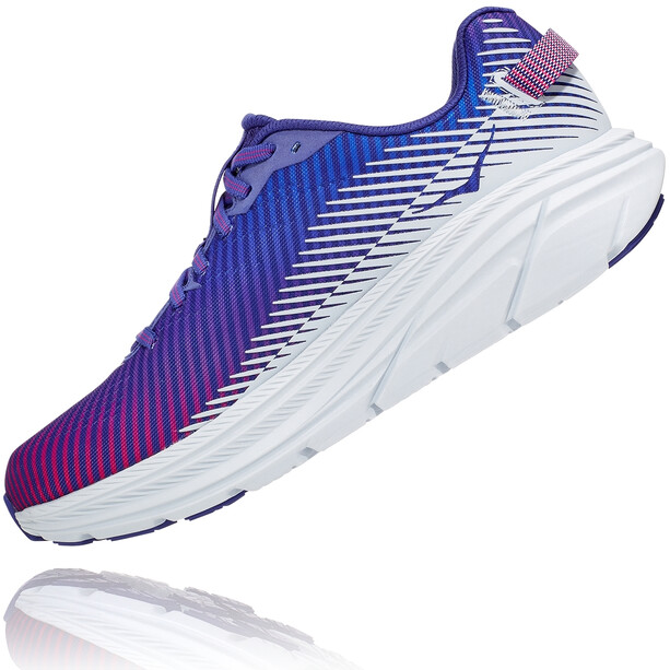 Hoka One One Rincon 2 Running Shoes Women clematis blue/arctic ice