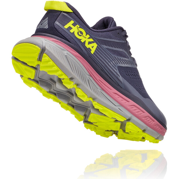 Hoka One One Stinson ATR 6 Running Shoes Women deep well/evening primrose