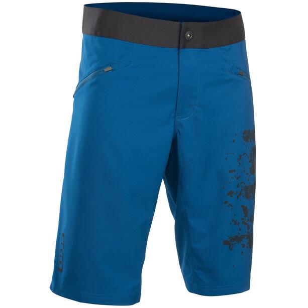 ION Scrub Fahrradshorts Herren ocean blue
