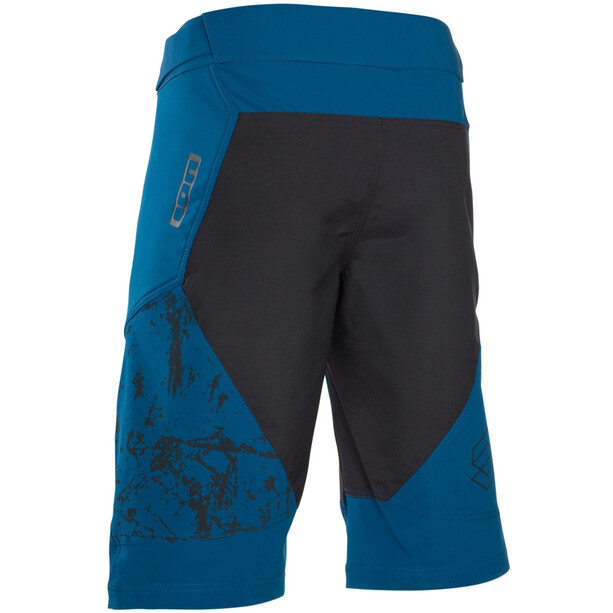 ION Scrub Select Fahrradshorts Herren ocean blue