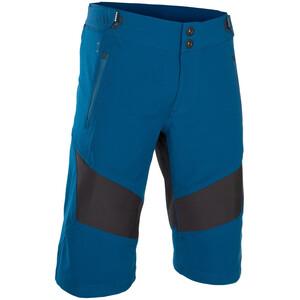 ION Scrub Select Fahrradshorts Herren ocean blue ocean blue
