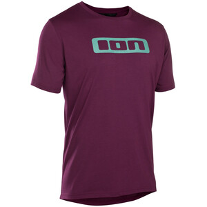 ION Seek DriRelease Kurzarm T-Shirt Herren pink isover pink isover