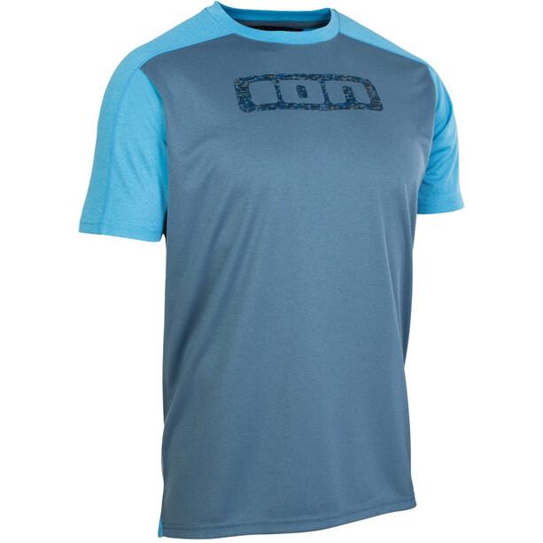 ION Traze T-Shirt Kurzarm Herren ocean blue