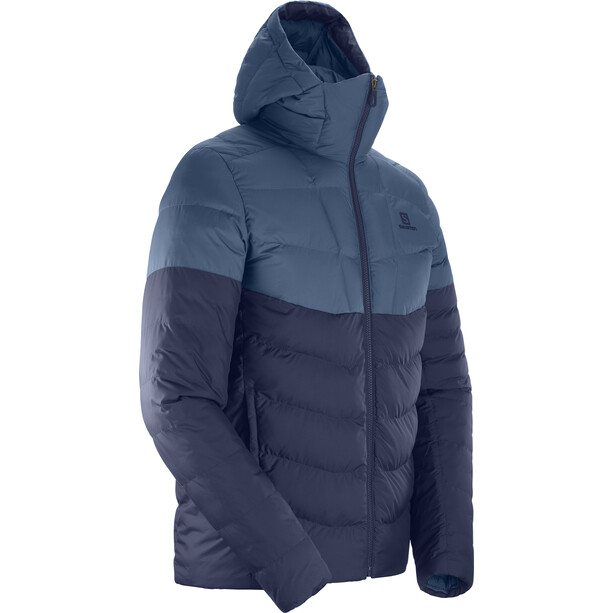 Salomon Sight Storm Hoodie Men night sky/dark denim